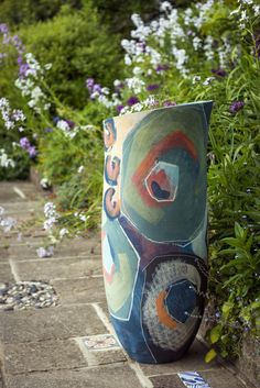 Ceramics in the Garden - Carolyn Genders