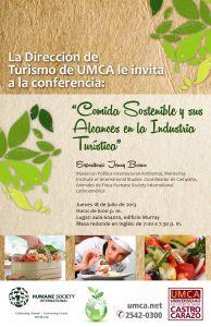 Actividades de Comida sostenible y vida sana, julio