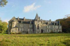 château FINISTERE