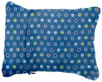 Therm-A-Rest Compressible Pillow S - geometric