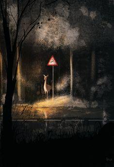 Bambi?? by PascalCampion.deviantart.com on @DeviantArt