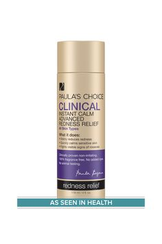 Clinical Advanced Redness Relief  - use in place of a toner