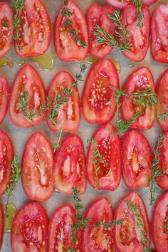 Marinara sauce, it can make or break any Italian dish. Don't worry, this recipe is sure to be a family favorite. The tomatoes come out tasting sun-dried and is it so simple to make. You really cannot mess this one up. Enjoy it or over some fresh Linguine with a full-bodied Merlot.