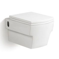 Sanitary ware,wall mounted toilet, wall-hung toilet, back to wall toilet, wall hanging toilet, wall mount wc, wall hung closet,p-trap wall hung toilet,chaozhou wall hung toilet Back To Wall Toilets, Wall Mounted Toilet, Ceramics, Closet, Ceramica, Pottery, Armoire, Closets, Ceramic Art
