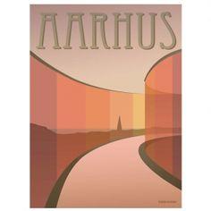 ViSSEVASSE plakat AARHUS ARoS