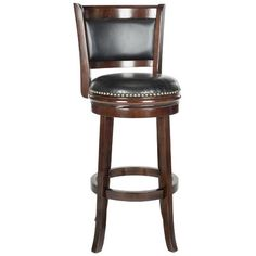FREE SHIPPING! Shop Wayfair for Safavieh Brockway 29 Swivel Bar Stool with Cushion - Great Deals on all Furniture products with the best selection to choose from!