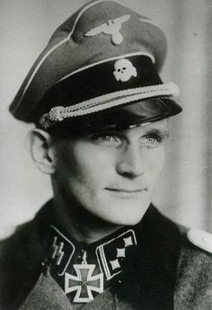 Waffen SS Captain Karl-Heinz Boska was a recipient of the Knight's Cross of the Iron Cross. He served with SS Division Das Reich and SS Regiment Langemack. In Nov 1943, Boska led a fierce...