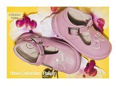 Zapatos para niñas Calzado Shoes Collection Pakar