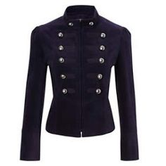 Clothing 2012: Military Jackets Fashion Photos and Videos