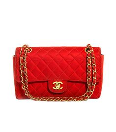 @Alexandra M What Wear - Quilted Fabric Shoulder Bag ($5172) in Red