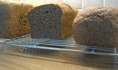 Grovt speltbrød fra gladerebarn.blogg.no Biscuits, Rolls, Bread, Scones, Food, Blogging, Cookies, Bread Rolls, Buns