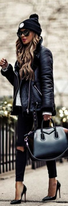 7 Of The Most Astonishing Winter Outfits You'll Love https://ecstasymodels.blog/2017/12/10/7-astonishing-winter-outfits/ #winteroutfits
