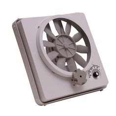 Upgrade Your Noisy, Inefficient Vent Fan Without Replacing The Entire Vent  Or Disturbing The Rooftop Seal.