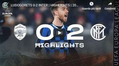 Ludogorets-Inter Guarda Gol e Highlights – Sedicesimi di Europa League – VIDEO Europa League, Video, Movies, Movie Posters, Films, Film Poster, Cinema, Movie, Film