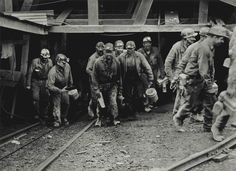 These Coal Mines are indicative of those found in S. Indiana, strip mining was preferred in the land.