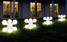 Unique Modern Outdoor Lighting For Beautiful Garden