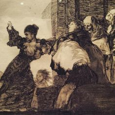 Goya's Witches and Old Women album