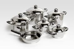 Millenium Pot Set 11pc Pot Sets, Sugar Bowl, Bowl Set, Capri, Home Decor, Products, Decoration Home, Room Decor, Home Interior Design