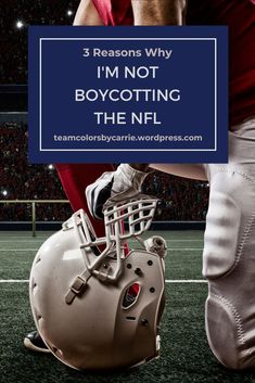 Some people are offended by the NFL's stance on allowing players to protest social injustice. I'm not one of those people.
