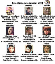 Read from the story Memes de EXO. baekhyun, memes, exo-l. Chanyeol, Kyungsoo, Chanbaek, K Pop, Drama Memes, Blackpink Memes, Rap Lines, Spanish Memes, Kpop Exo