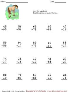 ::SchoolExpress.com - 19000+ FREE worksheets, create your own worksheets, games.