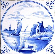 Delft Blue Holland | Let's keep it wild.