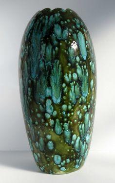 Vintage Mid Century Enchanto Vase / California by OwlInAnIvyBush