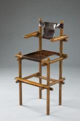 Gerrit Rietveld, Child's chair (1920)