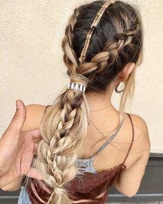 Festival braids by Antonio Estrada