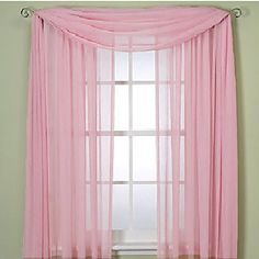 Cortinas Transparentes Rosa @ Cortinas Blog