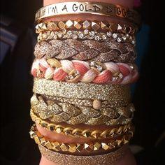Braided Bracelets - Discover your perfect piece - Jewelmint #bracelets #braidedtrends