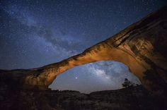 Natural Bridges State Park, Utah