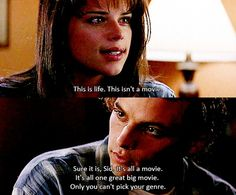 Scream (1996) Love me some Neve Campbell