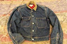 Ralph Lauren #Dungarees #JeanJacket #Western #Cowboy #Horse #Lined #VINTAGE Small #RalphLauren #JeanJacket