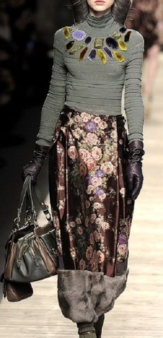 Kenzo - fall 2012 Please follow: http://pinterest.com/treypeezy http://treypeezy.com