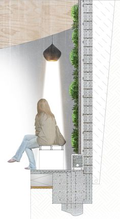 42 Super Ideas For Abstract Landscape Architecture Model Small Garden Landscape, Landscape Edging, Ireland Landscape, Landscape Concept, Fantasy Landscape, Abstract Landscape, Landscape Drawing Tutorial, Landscape Architecture Model, Architecture Graphics