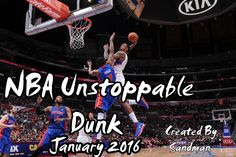 NBA Unstoppable Dunk 2016