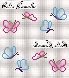 Thrilling Designing Your Own Cross Stitch Embroidery Patterns Ideas. Exhilarating Designing Your Own Cross Stitch Embroidery Patterns Ideas. Butterfly Cross Stitch, Mini Cross Stitch, Cross Stitch Animals, Cross Stitch Flowers, Cross Stitching, Cross Stitch Embroidery, Embroidery Patterns, Hand Embroidery, Cross Stitch Designs