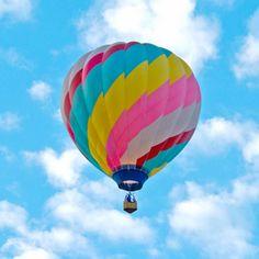 Gorgeous Hot Air Balloon