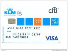 KLM | CITI BANK VISA