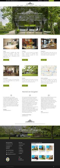 Ik mocht de website maken voor een nieuwe Bed & Breakfast, De HEEREN van TUIL in de Betuwe en Rivierenland. Aan deze B&B hebben verder meegewerkt: Michel Kolenbrander | Born2Brand (concept, interieur, positionering en branding), Bastiaen Bot van Trossenlos (logo en huisstijl), Pascal Viskil (tekst), Ditta Kleinveld van Ekris (fotografie) en niet te vergeten de HEEREN van TUIL zelf: Willem Bleuland van Oordt en Joost Jan Stolker.