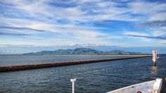 #OldPhotos #ViewFromTheFerry #MagneticIsland #Townsville #Queensland #Australia #Y2011 Queensland Australia, Old Photos, Island, Mountains, Beach, Water, Instagram Posts, Travel, Outdoor