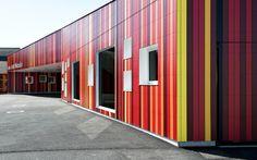 Jean Moulin School / Prinvault Architectes © David Cousin-Marsy