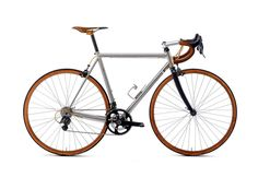 Passoni Top Genesis (with Ghisallo wooden rims)
