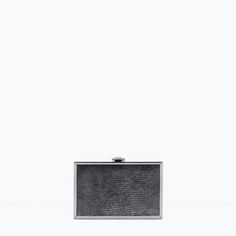 TWO-TONE CLUTCH-Handbags-WOMAN | ZARA United States