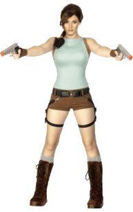 Anniversary Edition Lara Croft Costume