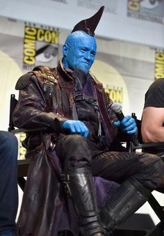 My Interview With Michael Rooker (Yondu) #GOTGVOL2