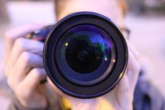 3. Las fotógrafas también tienen su punto.  #retovisual0911 #pe0911