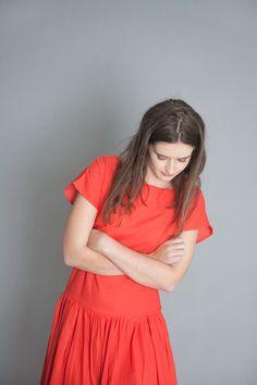 Red Dress SS 2012