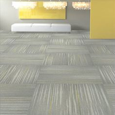 Grey Cat Shaw Carpet Tile